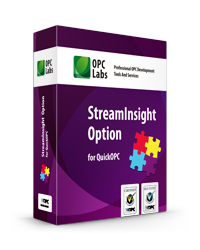 3D box - StreamInsight Option - transparent